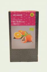 Pyramidenbeutel Bio Maracuja-Orange