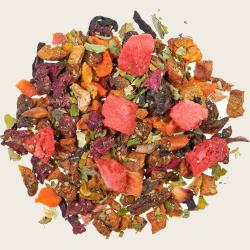 Früchtetee Erdbeer-Moringa