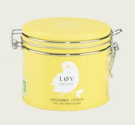 Løv Ingwer-Zitrone