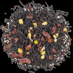 Schwarzer Tee Eierlikör Sahne