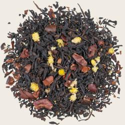Schwarzer Tee Eierlikör-Sahne