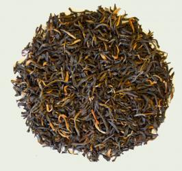 Goldene Teespitzen
