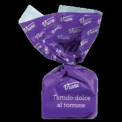 Tartufi dolci torrone